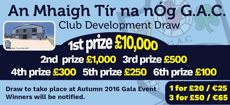 Club Development Draw 2015