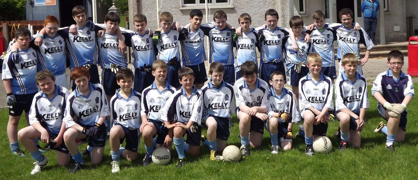 u14 Boys 2012