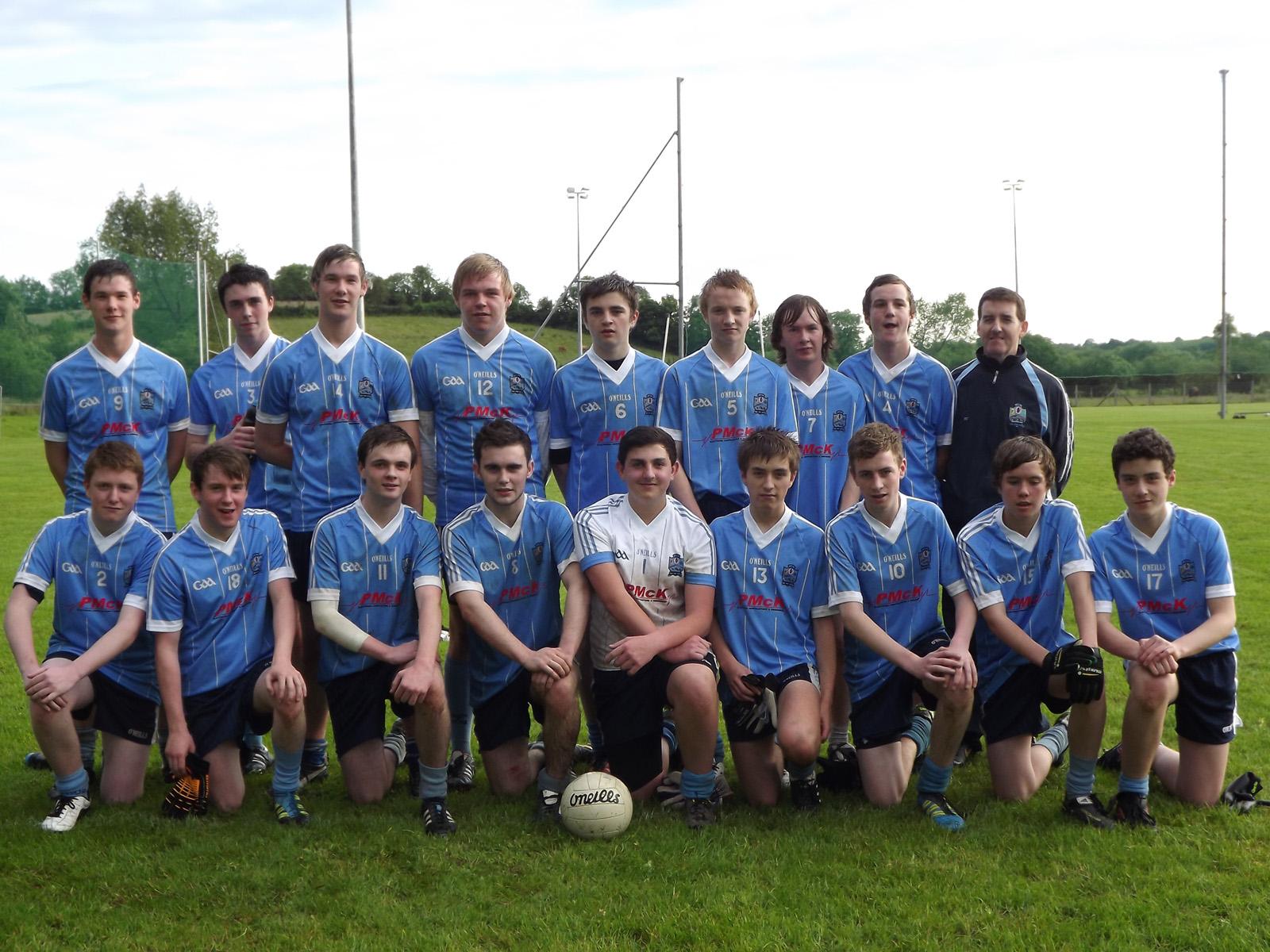 u18 Boys 2012